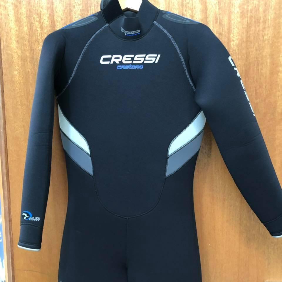 Cressi Castoro 7mm Mens Wetsuit