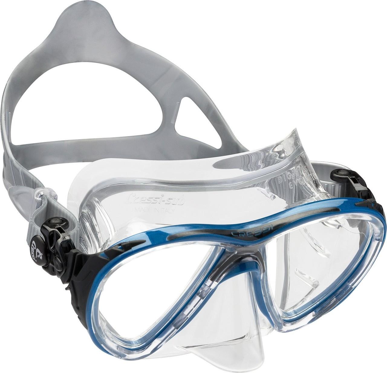 Cressi Big Eyes Evolution Crystal Dive Mask