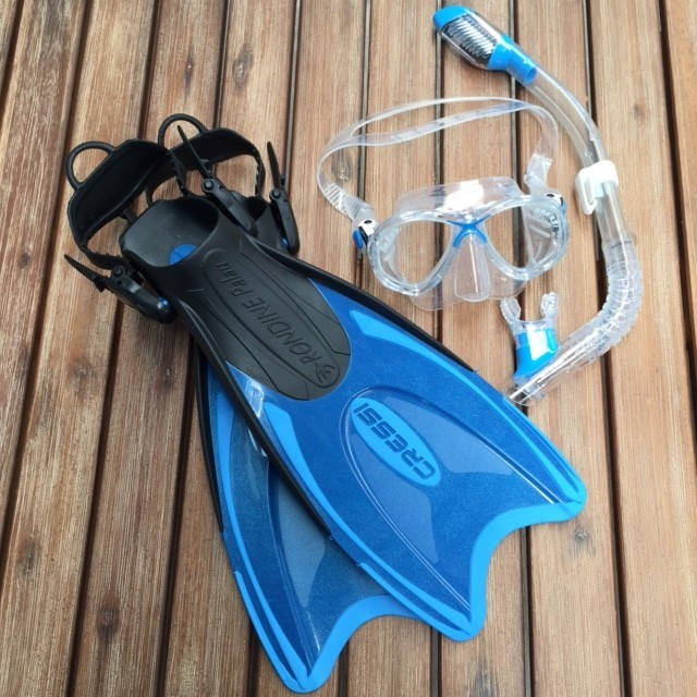 Cressi Junior Snorkelling Set