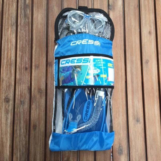 Cressi Junior Snorkelling Set
