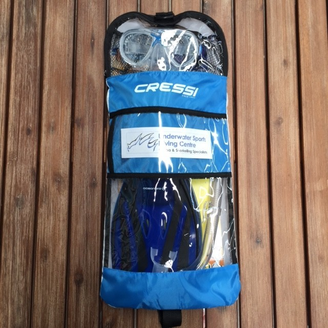 Junior Snorkelling Set